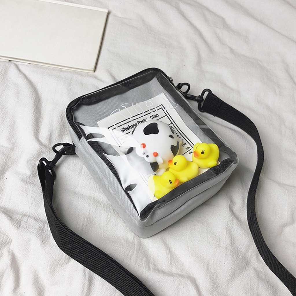 Kinder- & Babytaschen Gepäck & Taschen Mutig Kleines Mädchen Mode Niedlichen Leinwand Niedlichen Cartoon Kinder Gelee Platz Tasche Schulter Umhängetasche Bolso Bandolera Mujer