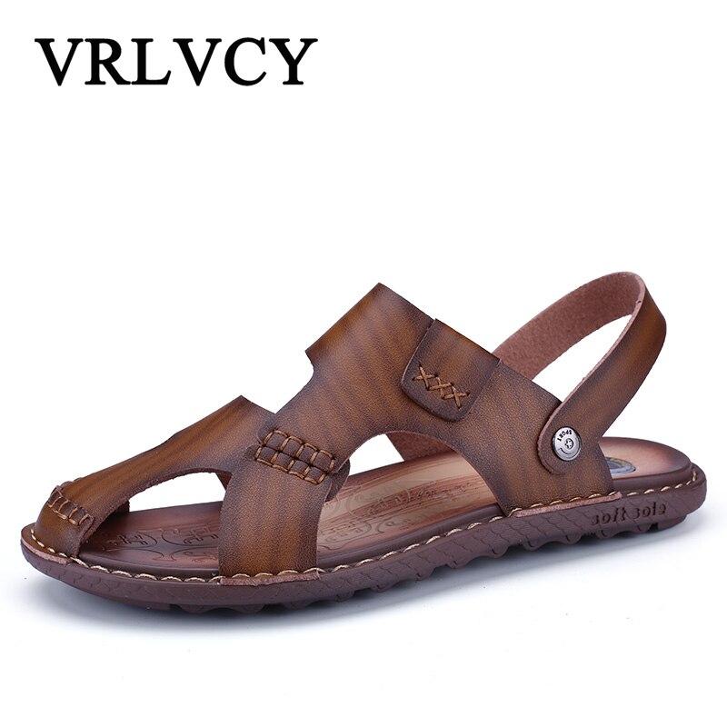 Men 's casual shoes fashion sandals summer men' s shoes beach breathable home slippers flip flops zeacava men s summer shoes breathable beach sandals
