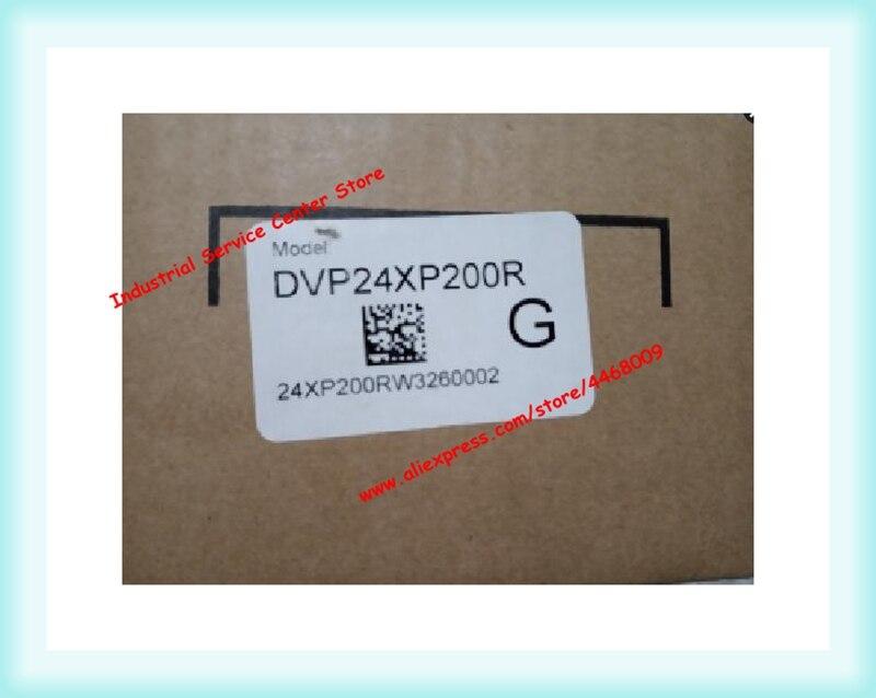 DVP24XP200R DVP ES2 Series Digital I/O Module DI 16 DO 8 Relay 100 240VAC PLC new delta