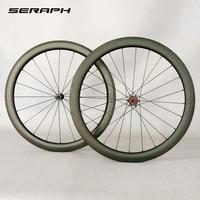 Углерода колесная выбранной ступицы и novatc концентратора углерода колеса для велосипеды углеродного Диски Глубина 27 мм ширина довод/трубча
