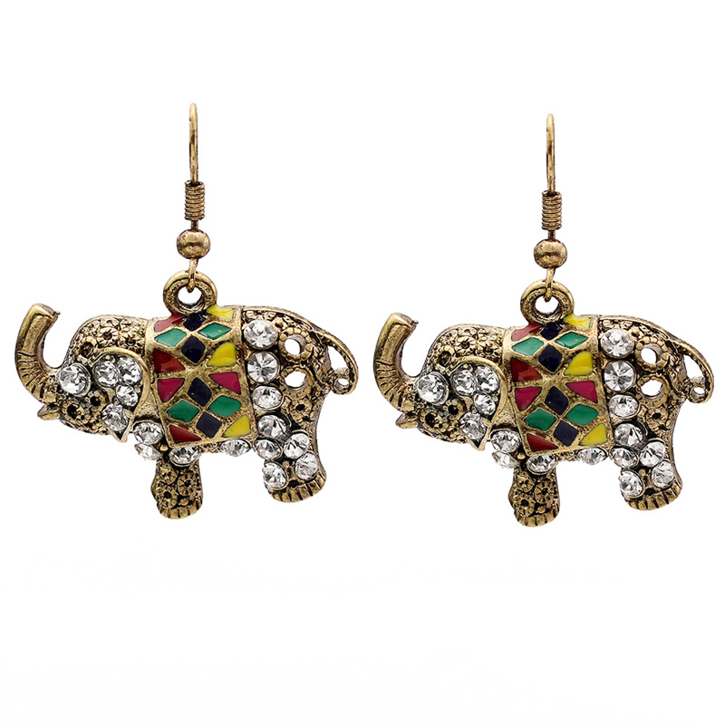 holly jewelry lane elephant products earrings christian