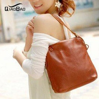 Promotion Special Offer 100 GENUINE LEATHER Cowhide Classical Female Bag Free Shipping