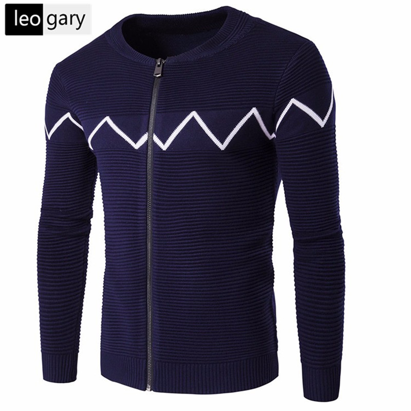 High Quality Mens Casual Warm Sweater Cardigan Trendy r Patchwork Deign Zipper Knitted Cashmere Cardigan Masculine Male