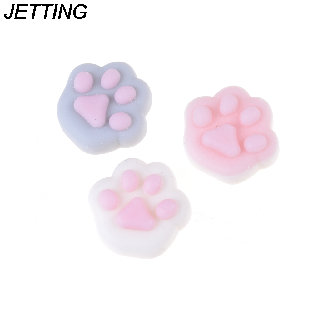 Fitness Equipments Reliever Squishy Cat Squeeze Kawaii Squishies Japan Squishi Squeeze Mochi Animal Lazy Cat Claw Hand Grips Muscle Power Training Fitness & Body Building