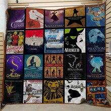 Лоскутное одеяло плед Colchas Para Cama Edredones Acolchados Invierno одеяло ed покрывало квадратное одеяло Hiver Прямая поставка