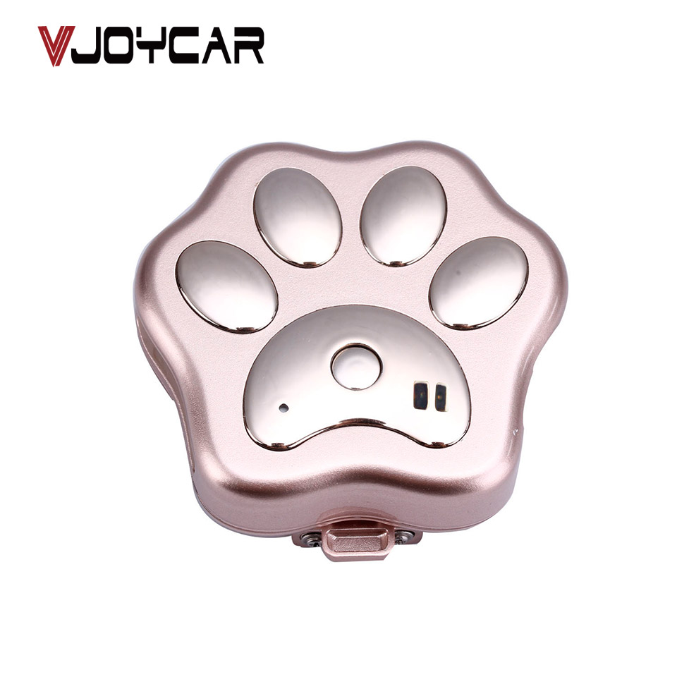 VJOYCAR 3G GPS tracker Dog Cat Pet GPS Locator Real Time Tracking Device WCDMA DOG Track Waterproof Free Web Android iOS pet dog cat gps tracking locator collar real time waterproof mini smart anti lost lcc77