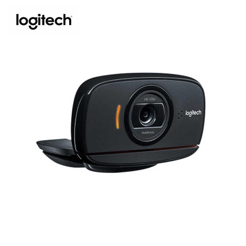 Logitech C525 HD видео веб-камера компьютерный Настольный Ноутбук Умный складной Автофокус с микрофоном HD камера для Windows 10/8/7