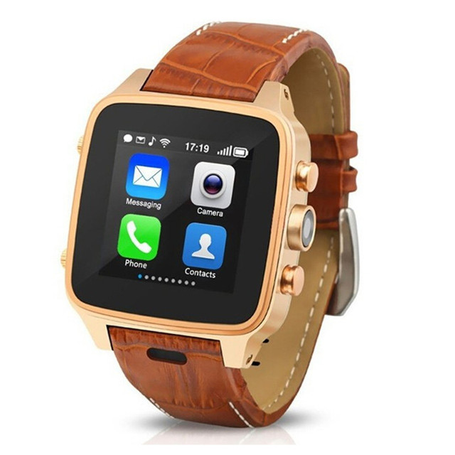 735e42291d6 GPS Smart Watch Android K18 LEM1 3G Smart Watch X1 Screen 8G Memory  Bluetooth Smartwatch Support SIM WIFI relogio diesel watch