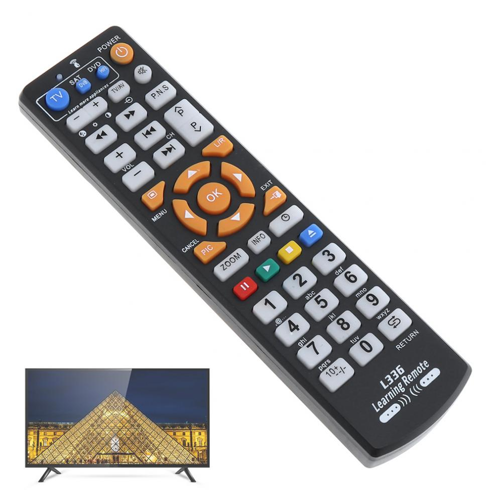 TV Universal TV Remote Control with Long Transmission Distance and Learning Type for TV Smart LCD