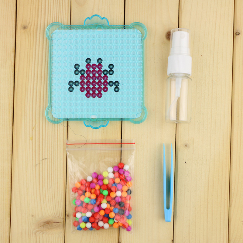 470G Hama Beads Perler Beads Water Spray Magic Balls DIY Creative ...