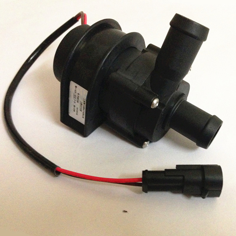 DC12V 24V Automotive electronic water pump Air conditioning motorcycle cycle high temperature heater modification pump J18223