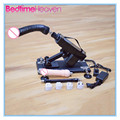 New Automatic Retractable Sex Machine Gun with Black Dildo and Anal Dildo Love Gun Sex Machines for Women and Men