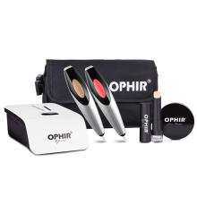 цена на OPHIR Airbrush Makeup Kit Cosmetic Airbrushing Set Airbrush Makeup System Air Foundation Blush Sprayer OP-MK004W