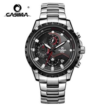 CASIMA Men Wrist Watch Sport Men Watches Fashion Quartz Watch Luminous Waterproof Watch Men Multifunction 8203
