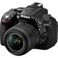 "Nikon D5300 DSLR Camera -24.2MP -1080P Video -3.2"" Vari-Angle LCD  -WiFi and GPS"