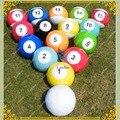 5 # Snook bola de Futebol, 16 peças De bola de Bilhar, Snooker jogo de Futebol para Snookball, 8.5 polegada de Futebol