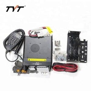 Image 5 - سخونة!!!TYT TH 9800 لمسافات طويلة سيارة جهاز الاتصال المحمول اللاسلكي 100 كجم التغطية VV ، VU ، UU رباعية الفرقة اتجاهين راديو مكرر