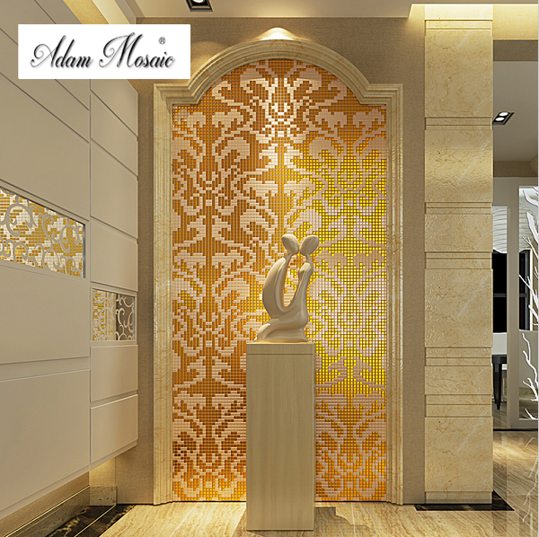 Heritage Tiles In Art Deco Style For Kitchens And Bathrooms: Popular Glass Backsplash Kitchen-Buy Cheap Glass
