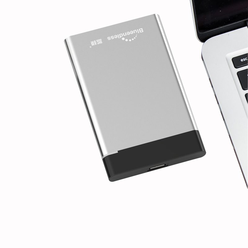Aluminum hdd case USB 3.1 Type C USB A port for hdd ssd 2.5'' inch sata HDD enclosure for 7mm~9.5mm hard disk drive 5Gbps speed ugreen hdd enclosure sata to usb 3 0 hdd case tool free for 7 9 5mm 2 5 inch sata ssd up to 6tb hard disk box external hdd case