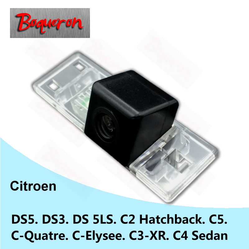 for Citroen C5 C-Quatre C-Elysee C3-XR C4 Sedan DS5 DS3 DS 5LS C2 Car Rear View Camera HD CCD Reverse Parking Backup Camera