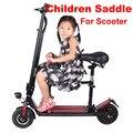 Elektrische Fahrrad Kind Sattel Baby Sitz Faltbare Kinder Stuhl Einstellbar Kind Stuhl für Elektrisches Skateboard Scooter E bike-in Rollerteile und Zubehör aus Sport und Unterhaltung bei