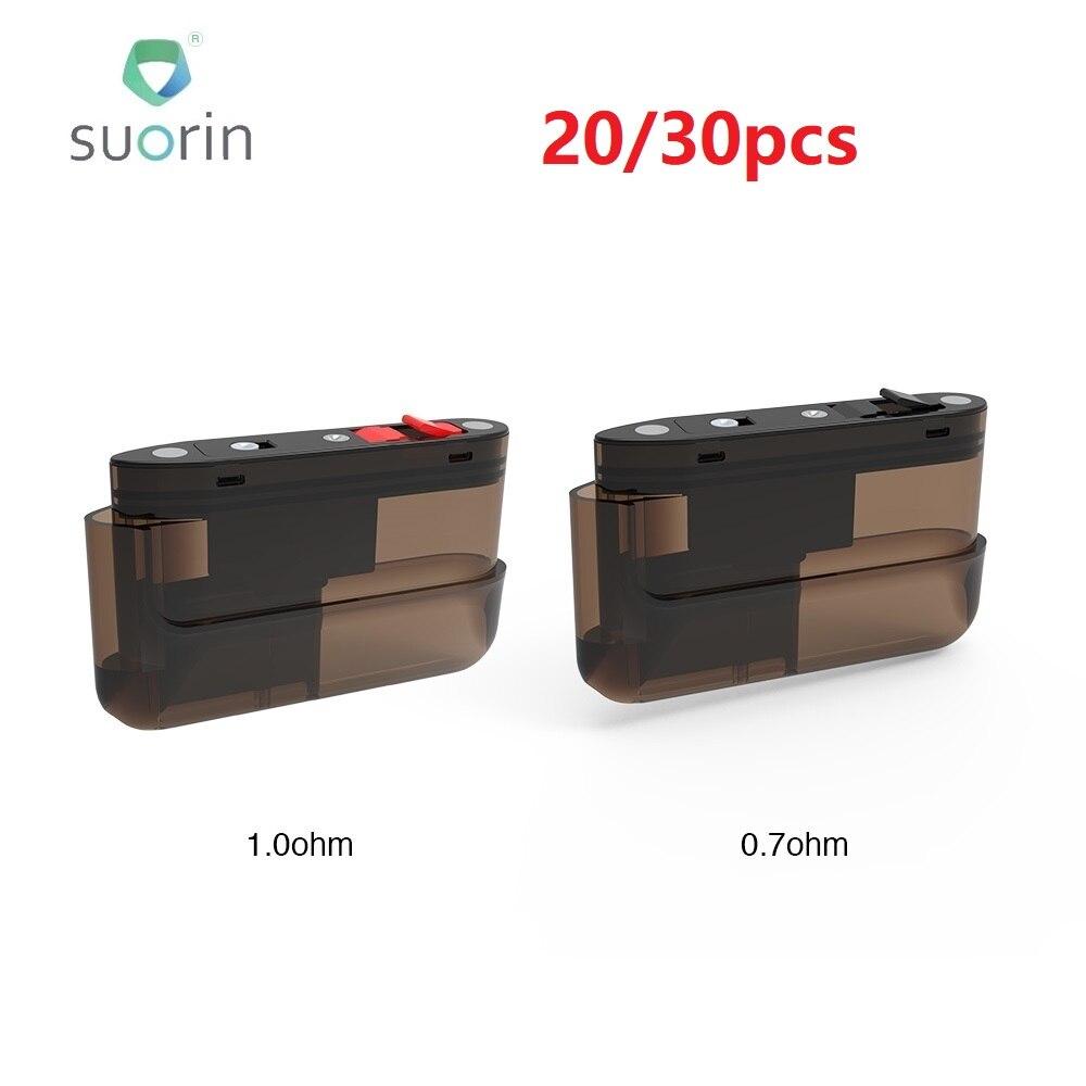 20 30pcs New Suorin Air Plus Pod Cartridge 3 5ml Capacity Pod System Vape for Suorin