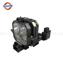 Free shipping Original Projector Lamp Module ELPLP21 / V13H010L21 for EPSON EMP-53 / EMP-73 / PowerLite 53c / PowerLite 73c