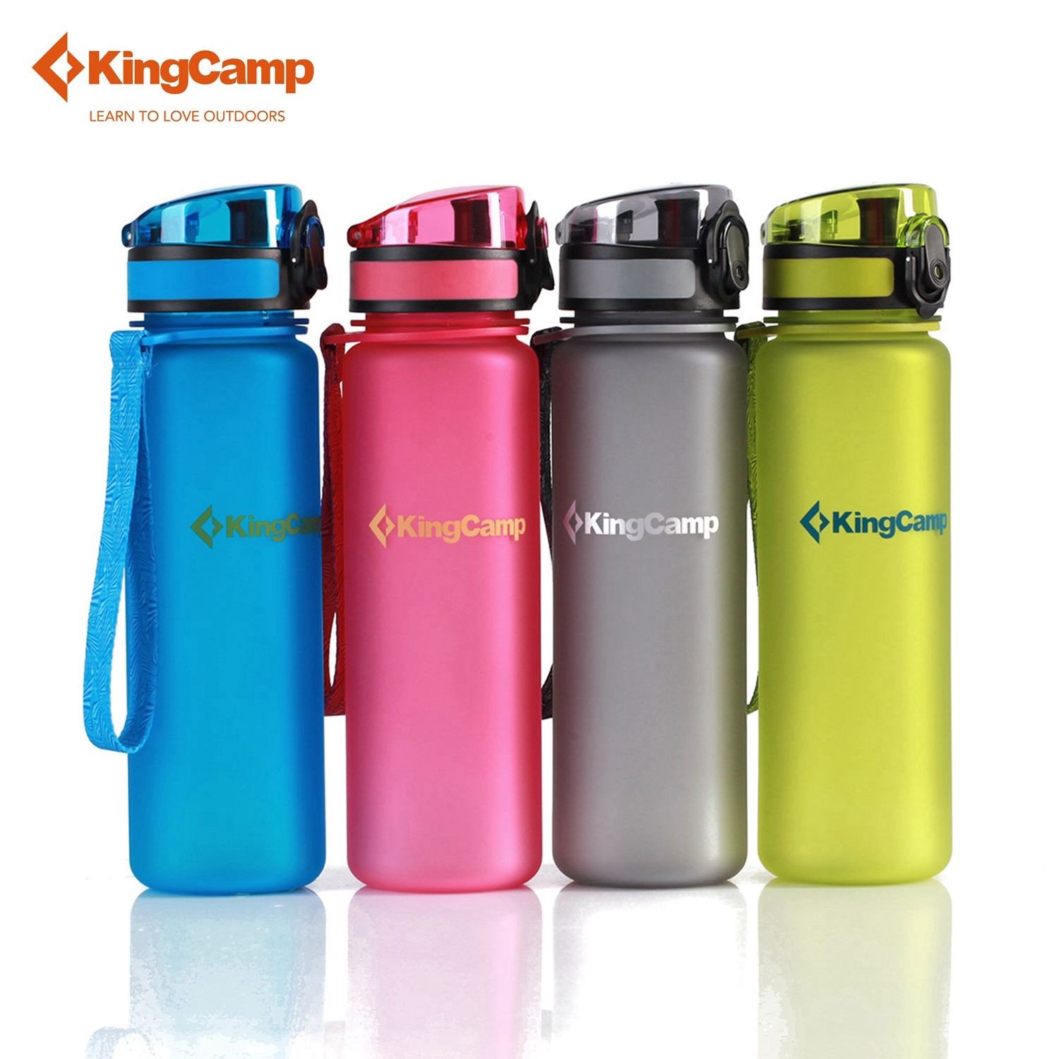 KingCamp 500ml Sport Bottle Portable Juice Drink Bottle For Outdoor Sports Cycling Travel Camping Climbing Hiking