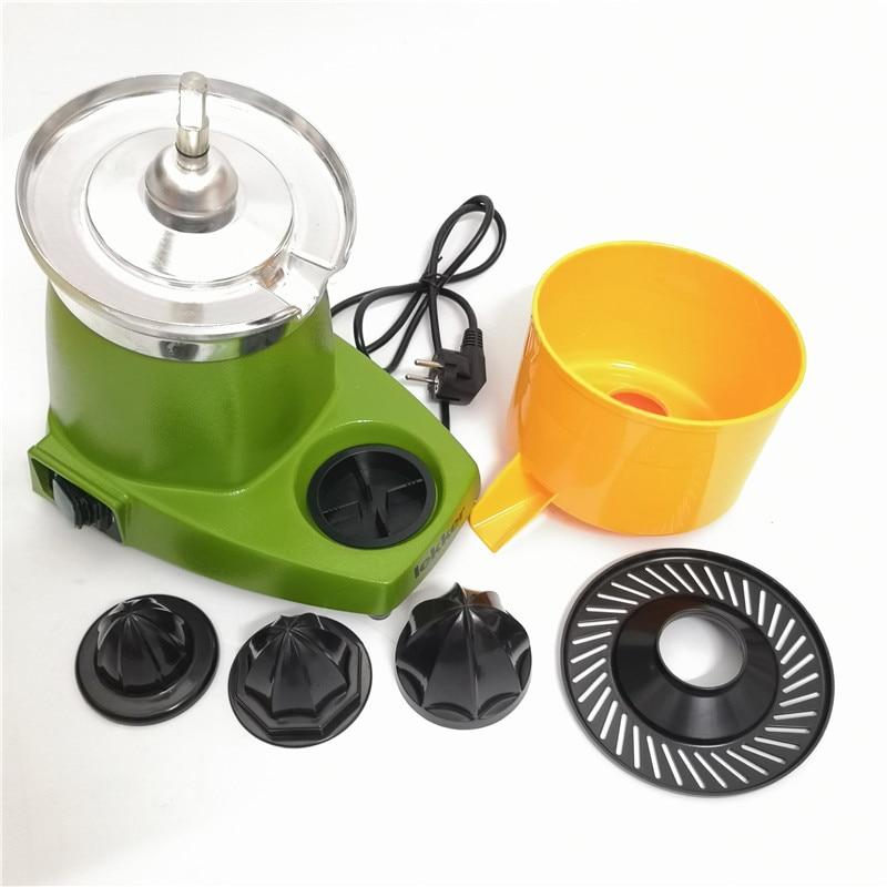 цена на Electric juicer juice machine Milk tea shop juicer orange Lemon grapefruit juicer squeezed lemon juicer 220-240v 1pc