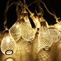 2 м элегантный капли 20 огни из светодиодов свет шнура, Теплый белый, Батарейка аа, Новый год, Сказочных огней, Главная домашнего, Рождественские огни