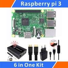 Raspberry Pi 3 Модель B 6 в одном начать набор