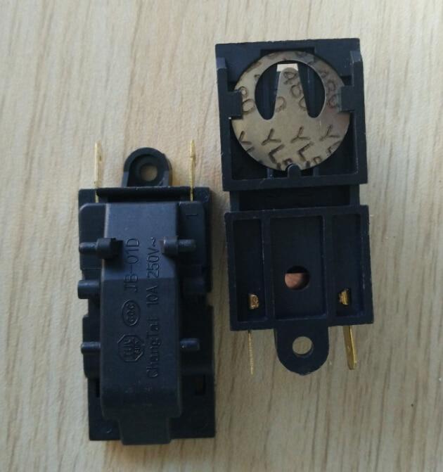 electric kettler parts JB-01D  250V 10A ZL-189-B 50X22cm electric kettle parts thermostat jb 01e sld 113 ch 588 sl 888 zl 189 a zl 189 b kettle steam switch