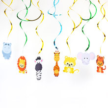 Cute Festive Decorative Plastic Party Garlands Set