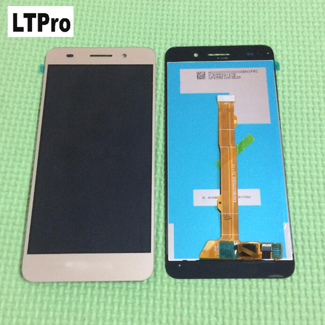 LTPro Top Quality Tested Working LCD Touch Screen Digitizer Assembly For Huawei Honor 5A Y6II Y6 II 5.5inch Mobile Display Parts