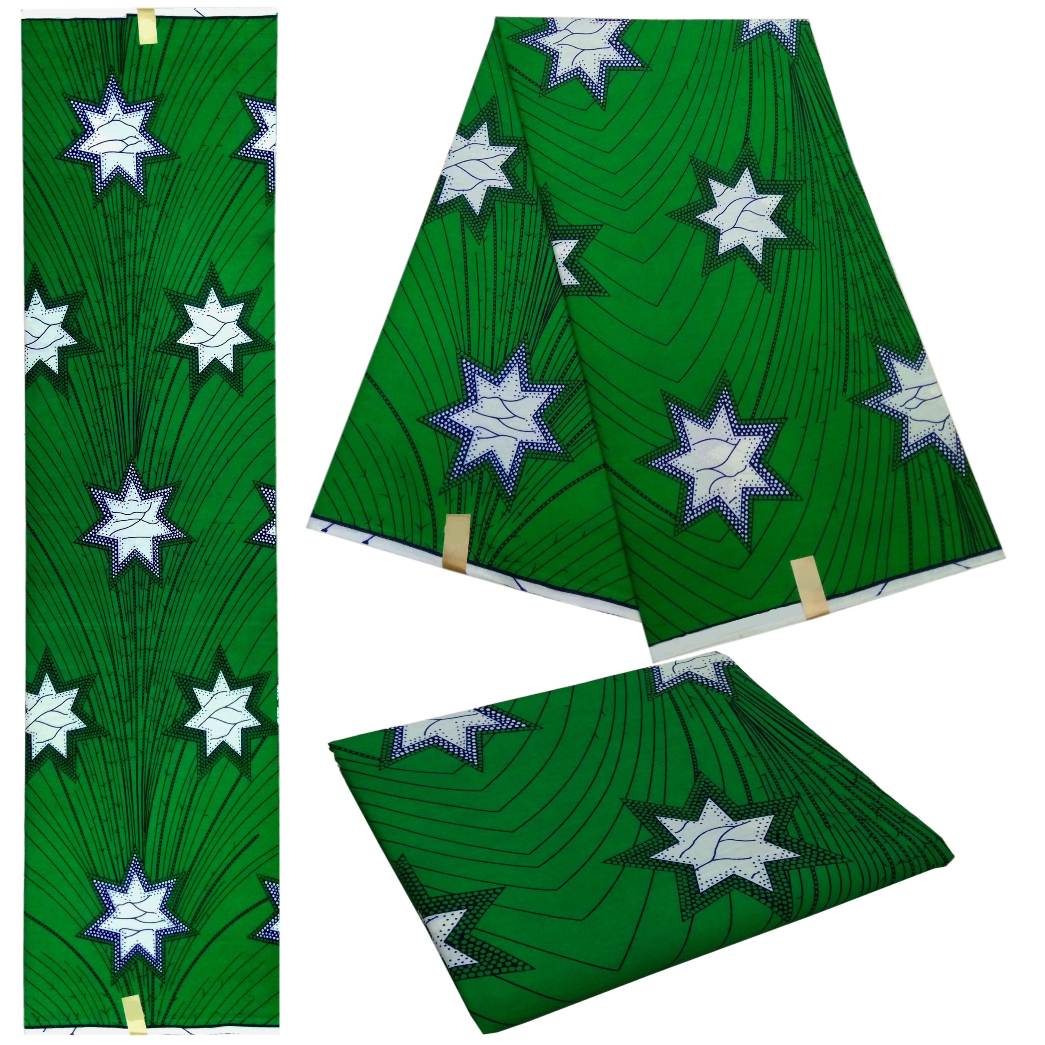 LIULANZHI african wax fabrics multicolor prints cotton batik fabric for women dress Hot sale ankara real wax fabric XDR87 XDR100 in Fabric from Home Garden