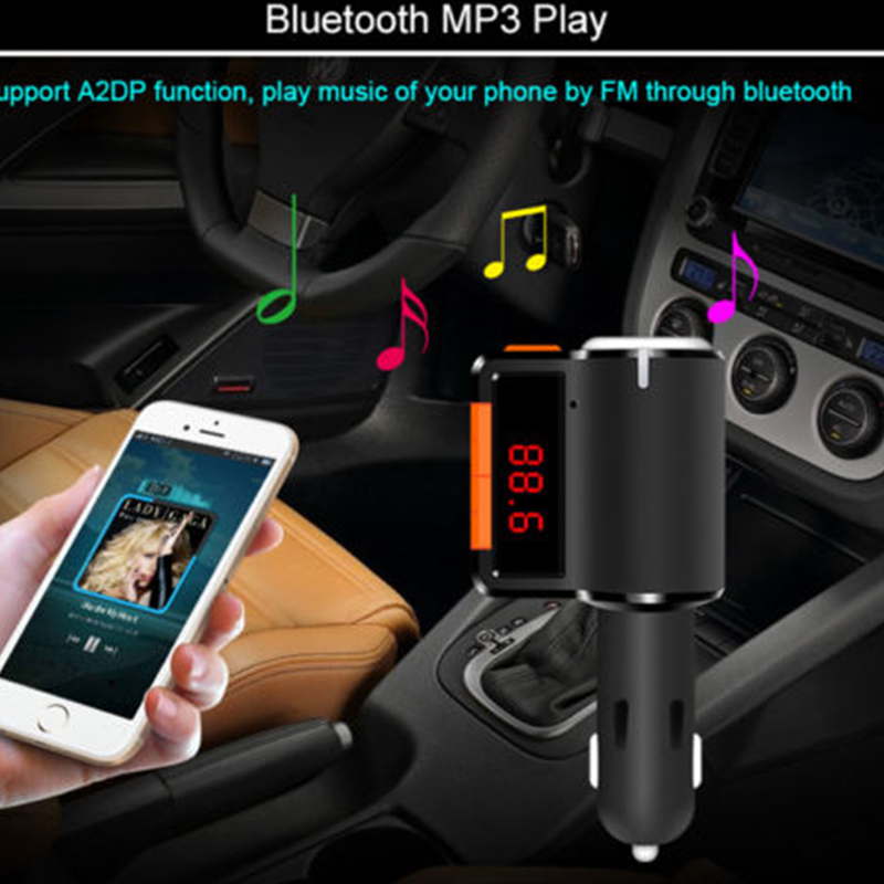 bluetooth car charger and dual usb and function line in. Black Bedroom Furniture Sets. Home Design Ideas