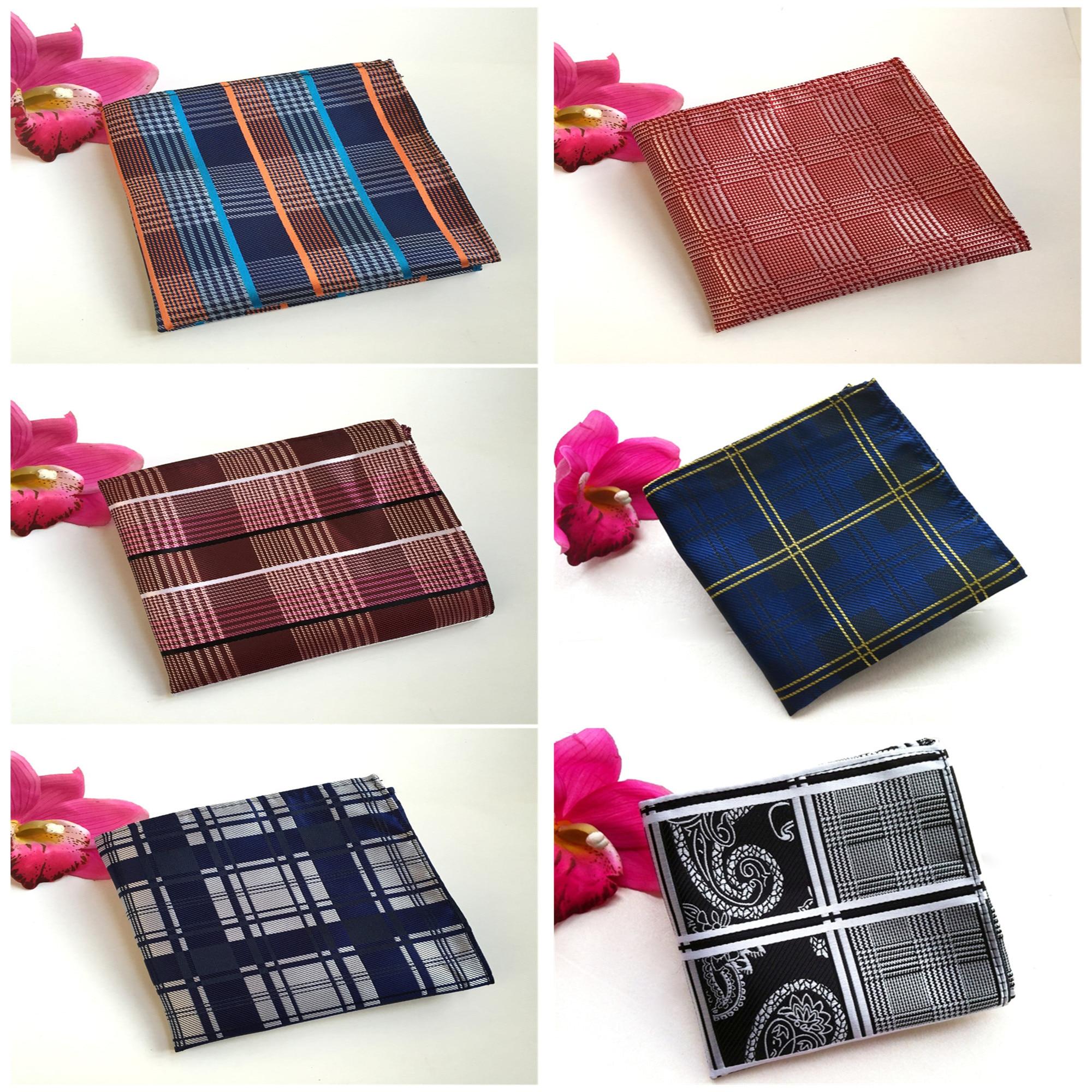 2020 High Quality Explosion Polyester Pattern Suit Handkerchief Pocket Towel Exclusive Design Fashion Men's Pocket Towel
