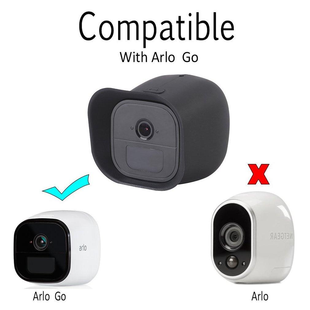 For Arlo Go Case Hd Wireless Camera Security Os979 Protective Silicone Case