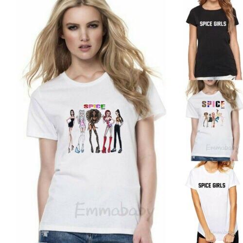 Spice Girls Tour 2019  Concert Ladies Urban T-shirt Vest Top Men Women Unisex