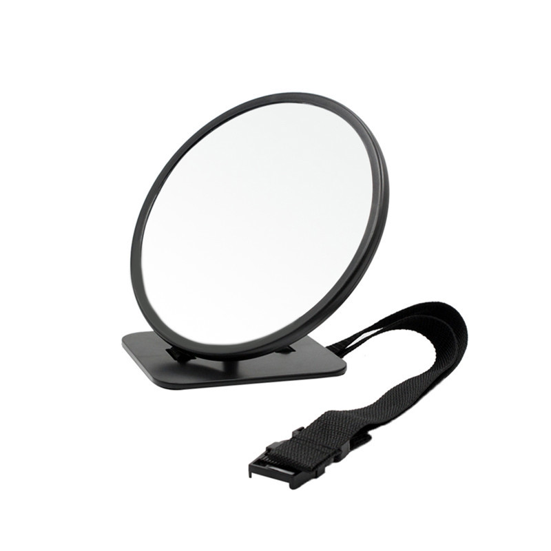 Car Adjustable Rear Seat Headrest Child baby Safety Mirror Auto Car Mount Wide Interior Clear View Mirror