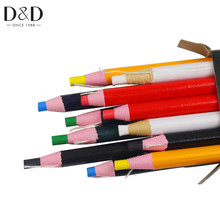 6pcs/Set Cut-free Sewing Tailor's Chalk Pencils Fabric Marker Pen Sewing Chalk Garment Pencil for Tailor Sewing Accessories(China)
