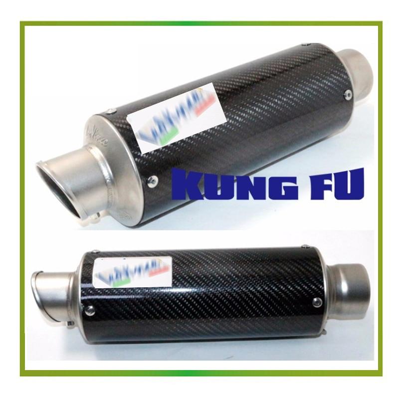 Modified 51mm motogp leovince Motorcycle Exhaust Pipe Muffler yzf CBR CB400 CB600 CBR600 CBR1000 ...