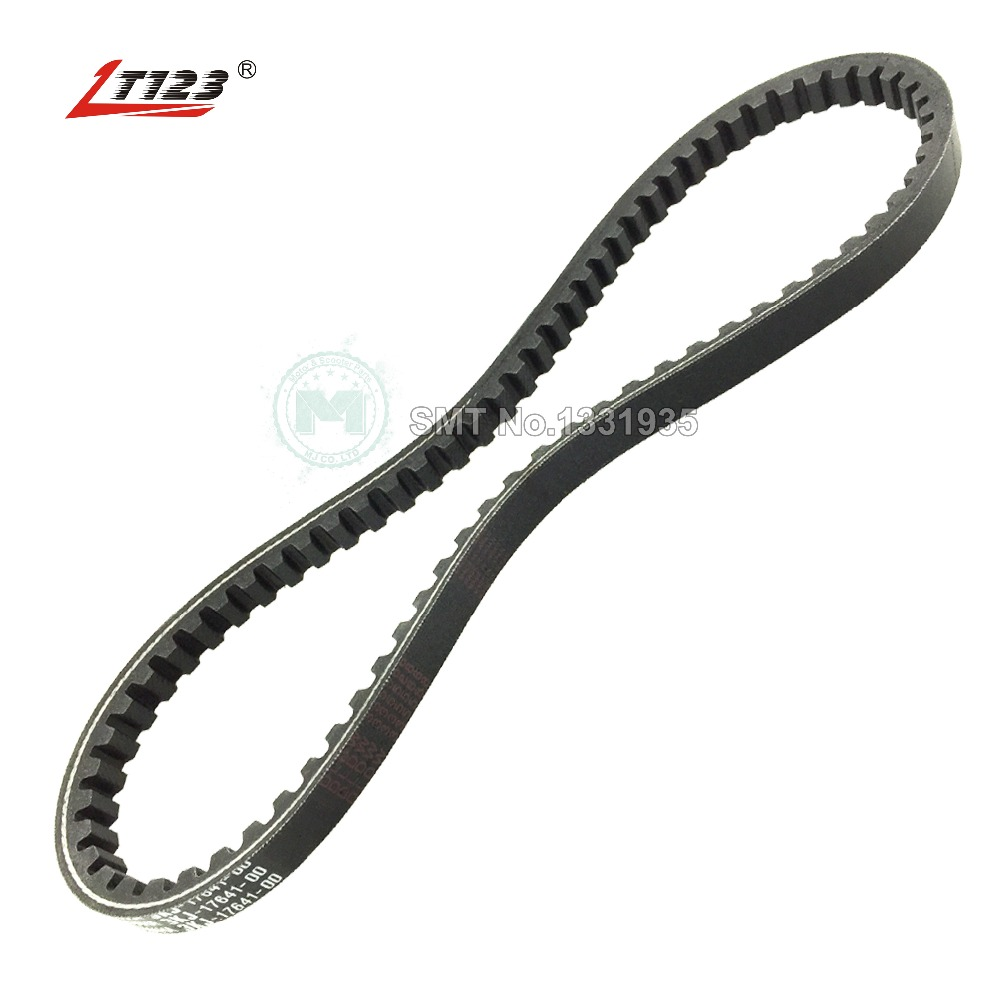 Motorcycle scooter Moped High Quality Rubber Modeified Drive Belts 3KJ 17641 00 for JOGMotorcycle scooter Moped High Quality Rubber Modeified Drive Belts 3KJ 17641 00 for JOG