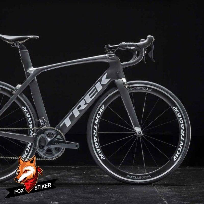 700C Bike Rim Wheel Sticker Cycle Reflective Road Wheels Deca Road Bicycle Wheel Stickersl for Aeolus