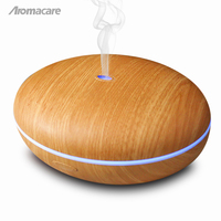 Aromacare 400ml Ultrasonic Air Humidifier Essential Oil Diffuser Aroma Lamp Aromatherapy Electric Aroma Diffuser Mist Maker