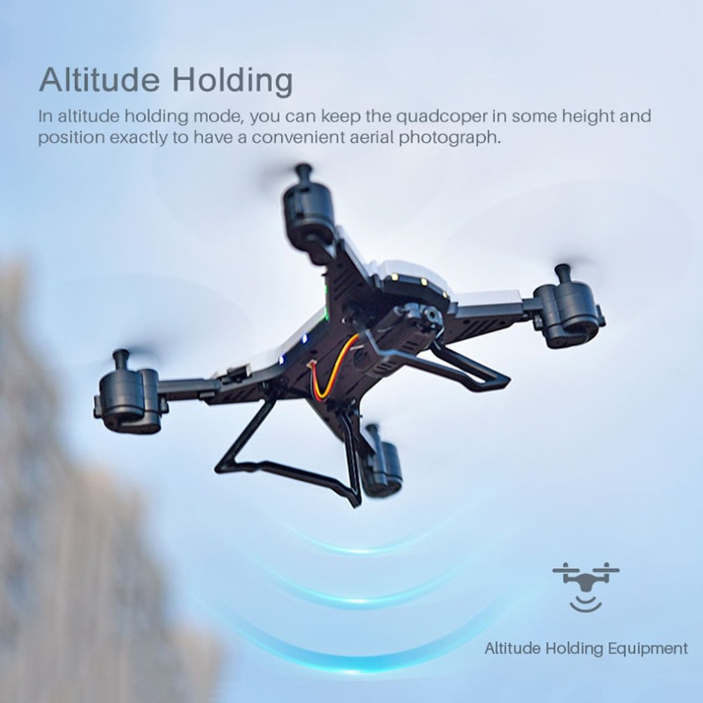 KY601S Full HD 1080P 4Channel Long Lasting Foldable Arm RC quadrocopter 4