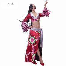 Sexy Boa Hancock Cosplay Costume