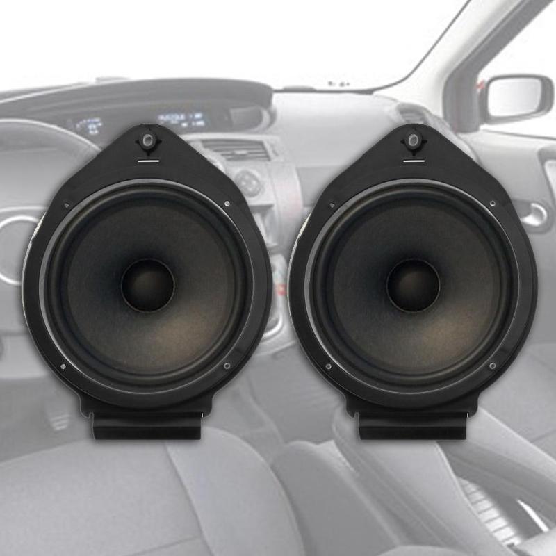 2pcs 6.5in Car Front Rear Door Speaker Adapter Brackets for CHEVROLET BUICK