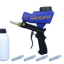 LEMATEC AS118 Sandblaster Air Gravity Feed Blast Gun With Fo