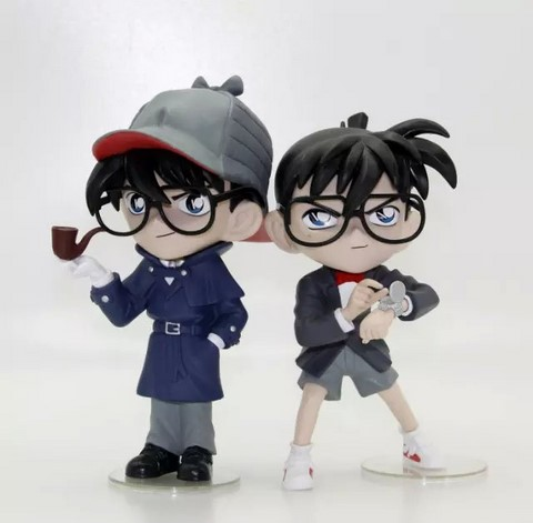 Detective Conan Action Figures Special Version Model Toys Japanese